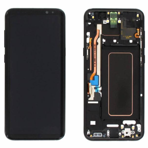 reparatii telefoane giurgiu - Display Samsung S8